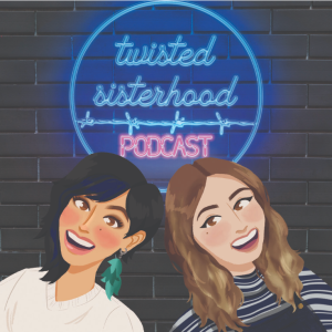 Twisted Sisterhood Podcast logo